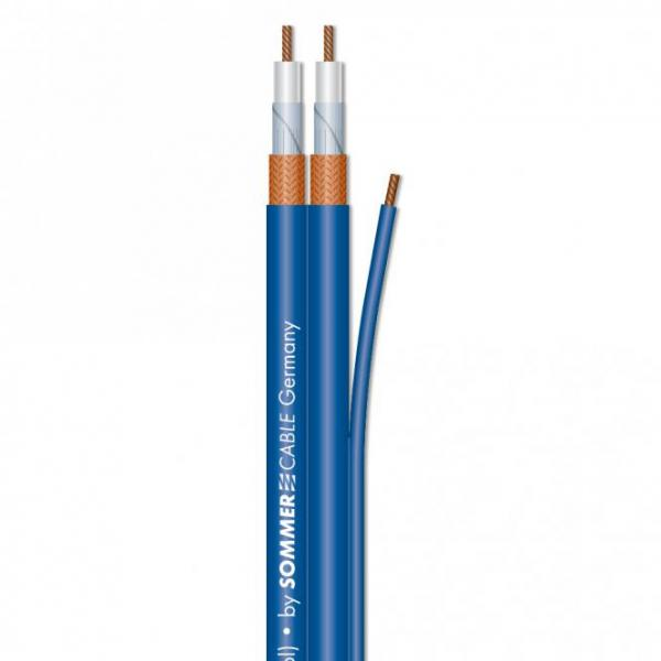 Sommer Cable SINUS CONTROL Patchkabel blau