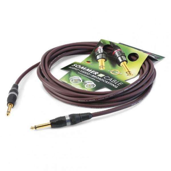 Instrumentenkabel Richard Z. Kruspe Signature-Kabel | Klinke / Klinke, HICON